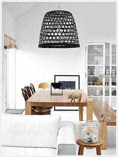 DIY Light Fixture | Camille Styles