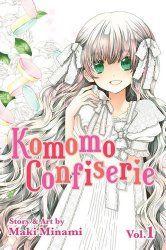 "Manga Review: ""Komomo Confiserie"" Volume One"