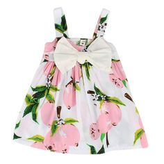 12a4a8d189e Amazon.com  Puseky Toddler Kids Baby Girls Flower Dress Princess Party  Wedding Tutu Dresses  Clothing