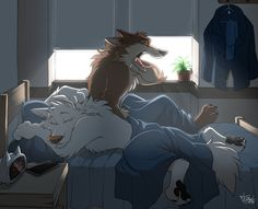 Wolves (by Takemoto)
