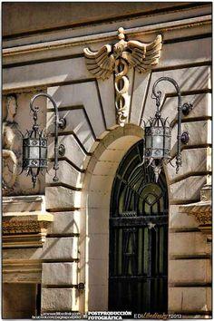 Plaza Lavalle y Tribunales, Buenos Aires
