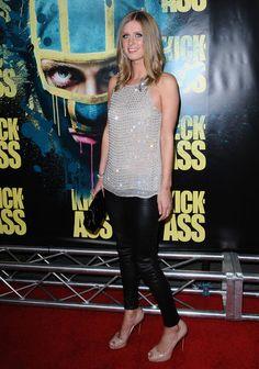 Nicky Hilton Peep Toe Pumps