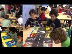 Projecte: Els Robots. Iniciació a la Robòtica Educativa a P-5 d'Escola Sant Gervasi