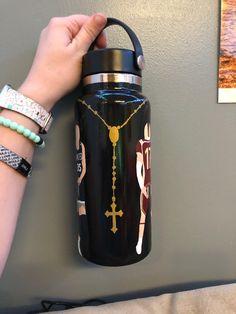 Hydro Painting, Energy Drinks, Water Bottle, Water Bottles