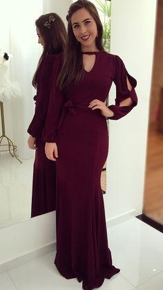 Plus Size Prom Dresses, Burgundy evening dress , Elegant Long Sleeves Prom Dress , prom dress Navy Bridal Prom Dresses Long With Sleeves, Ball Dresses, Ball Gowns, Evening Dresses, Party Dress, Dress Prom, Bridesmaid Dresses, Wedding Dresses, Burgundy Evening Dress