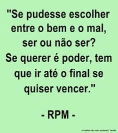 vida real - rpm