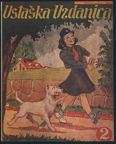 Zagreb - 1941. - NDH - časopis Ustaška uzdanica br.2