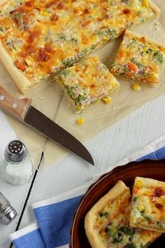 Real Food Recipes, Vegetarian Recipes, Cooking Recipes, Healthy Recipes, Croatian Recipes, Hungarian Recipes, Quiche Muffins, Hungarian Cuisine, Vegan Recepies