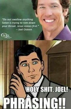 Ha ha Ha! That's terrible!