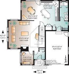 Casa plan W4609