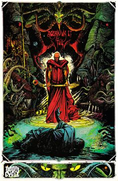 """howlingscience:  """" Philippe Druillet  """""""