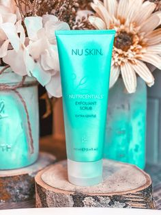 Scentsy, Exfoliating Scrub, How To Exfoliate Skin, Clean Pores, Skin Routine, Facial Care, Anti Aging Skin Care, Scrubs, Moisturizer