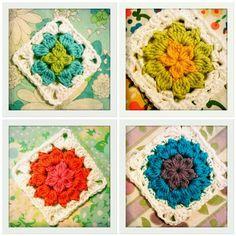 cluster squares