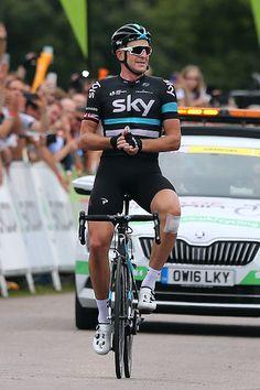 Tour of Britain 2016 Ian Stannard wins Stage 3 Tour of Britain 2016 /Tim De Waele KT