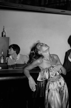 Untitled, from the series Studio 54, 1977-78, Tod Papageorge
