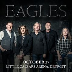 The Eagles Add a Houston Concert Date With Chris Stapleton Eagles Lyrics, Eagles Band, Music Tv, Music Bands, Camping World Stadium, History Of The Eagles, Philips Arena, Vince Gill, Love Me Better