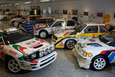 what a collection of cars