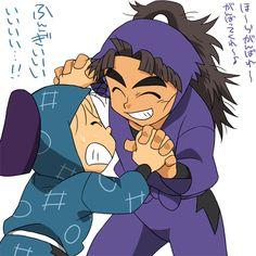 「お手柔らかにお願いします!」 Ninja, Anime, Fictional Characters, Cook, Recipes, Beautiful, Style, Swag, Recipies