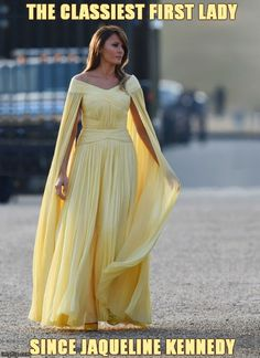 Milania Trump Style, Donald Trump Family, Malania Trump, Trump Wins, Donald And Melania, Trump Is My President, First Lady Melania Trump, American Pride, Beautiful One