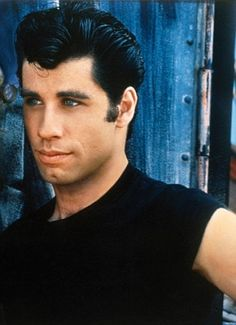 Top Iconic Hairstyles of all Time -John Travolta's hairstyle as Danny Zuko in Grease came in at number 12