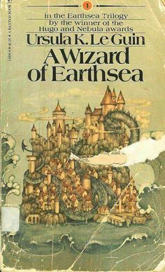 """Long before Harry Potter came along, Ursala Le Guin's A Wizard of Earthsea imagined what a school for wizards would be like..."""