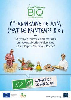 A l'occasion de #PrintempsBio, voici la vidéo de la conf de presse Agence #Bio : chiffres,  programme et animations http://buff.ly/2qKykk7?utm_content=buffer3b6ed&utm_medium=social&utm_source=pinterest.com&utm_campaign=buffer