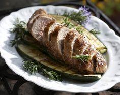 Grillattu porsaan sisäfilee ja avokadosalsa, resepti – Ruoka.fi Pork, Salsa, Recipies, Meat, Kale Stir Fry, Recipes, Salsa Music, Pork Chops