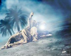 الآن انكسر ظهري  #ويبقى_الحسين