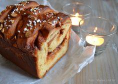 Lækkert, blødt og svampet kanelbrød - perfekt kage-forkælelse i de mørke og kolde måneder, hvor alt med kanel er ekstra lækkert.