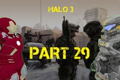 Game Buds Halo Master Chief Collection   HALO 3  Part 29