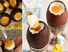 Veľká noc sa blíži a preto už teraz je potrebné venovať sa tomu, čo budeme piecť alebo pripravovať. Kreatívne veľkonočné vajíčka, ktoré plníme...