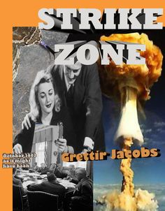 This is the new cover art for STRIKE ZONE