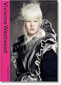 Here lies not your average coffee table book! Vivienne Westwood is a living legend- starting from her early punk beginnings in the This larger than life, hardback book features photographs & interviews with the woman who brought punk rock & new wa Vivienne Westwood, Moda Fashion, New Fashion, British Fashion, Punk Fashion, Rock N Roll, Punk Chic, Terry Jones, New Yorker Mode