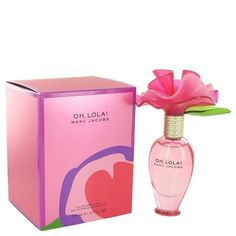 OH LOLA by Marc Jacobs EAU DE PARFUM Spray 1.7 oz for Women