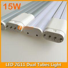 LED 2G11 Dual Tubes Light