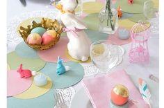 16 idées pour décorer sa table de Pâques - Journal des Femmes