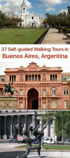 The capital of Argentina Buenos Aires is the largest city in the country, renowned for its European look and cosmopolitan approach. The city is also the capital of tango – without each other, the two are hardly imagined.