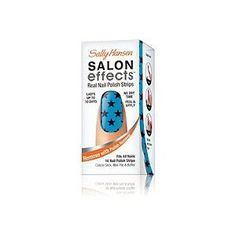 Salon Effects Nail Polish Strips-Avril Lavigne Collection