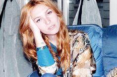 Joséphine de La Baume the perfect red/ginger hair! ♡