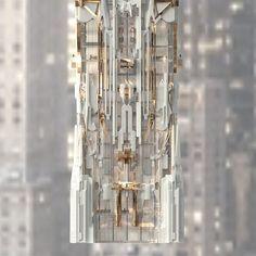 由Mark Foster Gage Architects建造的102层高塔