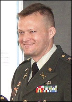 Army MAJ William F. Hecker III, 37, of St. Louis, Missouri. Died January 5, 2006, serving during Operation Iraqi Freedom. Assigned to 3rd Battalion, 16th Field Artillery, 2nd Brigade Combat Team, 4th Infantry Division, Fort Hood, Texas. Died of injuries sustained when an improvised explosive device detonated near his vehicle during combat convoy operations in Najaf Province, Iraq.