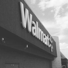 The wonderful world of Walmart.