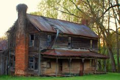 Oh, I would have loved this...old farm house in Newton NC