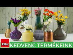 Kedvenc termékeink - Vázák | Kika Magyarország - YouTube