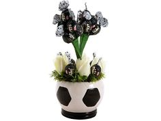 Soccer Fan at Chocolates Bouquets | Ignition Marketing Corporate Gifts http://www.ignitionmarketing.co.za/valentines-day