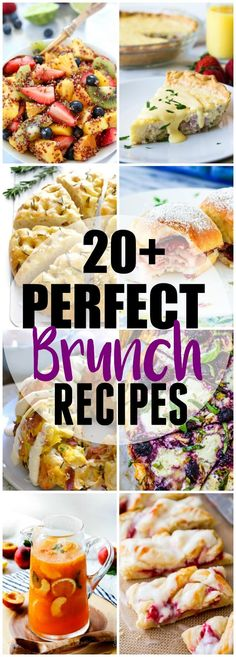 Lower Excess Fat Rooster Recipes That Basically Prime 20 Perfect Brunch Recipes Enjoy The Magical Meal Of Brunch With These 20 Recipes Featuring Breakfast Casseroles, Fruit Salads, Egg Dishes, Pancakes, Waffles And Best Brunch Recipes, Delicious Breakfast Recipes, Fun Easy Recipes, Yummy Food, Favorite Recipes, Brunch Menu, Brunch Salad, Brunch Food, Brunch Party