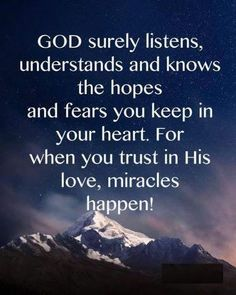 ~God knows~