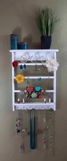 jewelry rack!