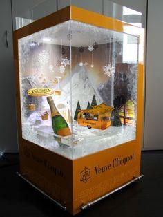 Pallets for Veuve Clicquot Champagne! -/- VIRTU
