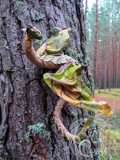 FOR SALE The Forest Prince OOAK poseable art doll resin